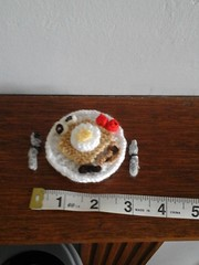 Breakfast (Yardy-Yarn) Tags: handmade crafts playfood knittedfood knittingknitted