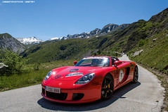Red GT (Gaetan | www.carbonphoto.fr) Tags: auto alps cup car speed french great fast automotive exotic coche porsche gt savoie incredible luxury supercar carrera hypercar worldcars carbonphoto
