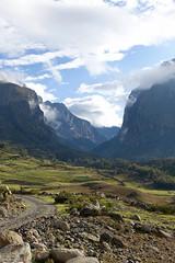 Entrance to Quebrada Honda (*Andrea B) Tags: lake peru honda hiking walk january hike glacier blanca valley laguna cordillera huaraz quebrada quebradahonda 2016 cordillerablanca january2016 peruandesguide quebradaruripaccha ruripaccha lagunapaccharuri paccharuri