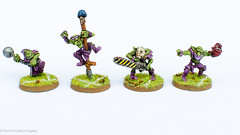 The Specials (ReanimatedImagery) Tags: nikon d7000 photography bloodbowl gamesworkshop citadel wargaming goblins
