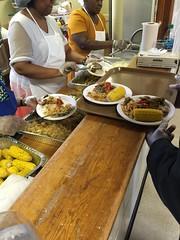 Church Buffet (sheriffdan10) Tags: food church lunch corn buffet mizpah repast