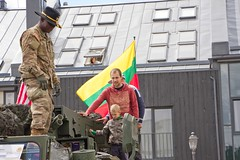2CR Dragoon Ride II sratic display in Birzai, Lithuania June 12, 2016 (2d Cavalry Regiment) Tags: trooper europe lithuania nato usarmy dragoon stryker 2cr usareur eucom taskforcesaber 2dcavalryregiment strongeurope dragoonride alliedstrong 4thsquadron2dcavalryregiment dragoonrideii birzailithuania
