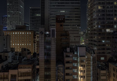 Tokyo 3976 (tokyoform) Tags: city chris cidade urban japan skyline architecture night canon dark japanese tokyo asia cityscape skyscrapers bladerunner ciudad paisaje paisagem un tquio stadt  urbana metropolis  kanda akihabara urbano cbd japo gotham paysage japon giappone hdr ville paesaggio citt tokio urbain 6d stadtbild megalopolis jepang japn     megacity   jongkind tkyto   rooftopping   chrisjongkind  tokyoform