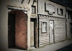'Wild West' 9 (Yowell Art) Tags: wild west jail morningside edinburgh scotland hidden street