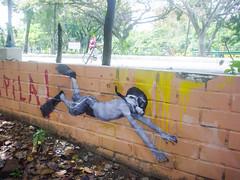 Buzo (D11 Urbano) Tags: boy art girl poster stencil arte venezuela nios caracas urbano venezolano arteurbano d11 streetartvenezuela artvenezuela porceres d11streetart arteurbanovenezuela d11art d11urbano