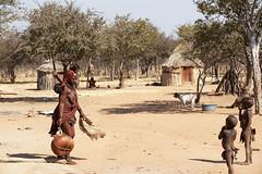 Himba - Namibia (wietsej) Tags: namibia 70200 himba sal70200g sonyalphadslra900