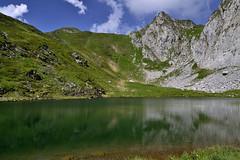 Dj vu (matteo.buriola) Tags: trekking landscape lago nikon hiking crete di 1855 carnia alpi friuli carniche timau avostanis d3100