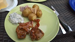 WP_20160628_21_09_13_Rich (hile) Tags: bacon pekoni bbq barbecue grill grilling summer kes porktenderloin porksteak steak potatoes uudetperunat
