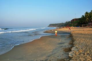 India - Kerala - Varkala - Beach - 60