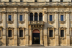 Lecce (Antonio Vaccarini) Tags: italy italia baroque puglia barocco lecce apulia cittvecchia canonef24105mmf4lisusm canoneos7d antoniovaccarini