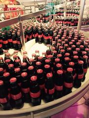 World of Coke in Atlanta, no. 11 (andrew.burke86) Tags: atlanta cocacola worldofcoke cokebottles