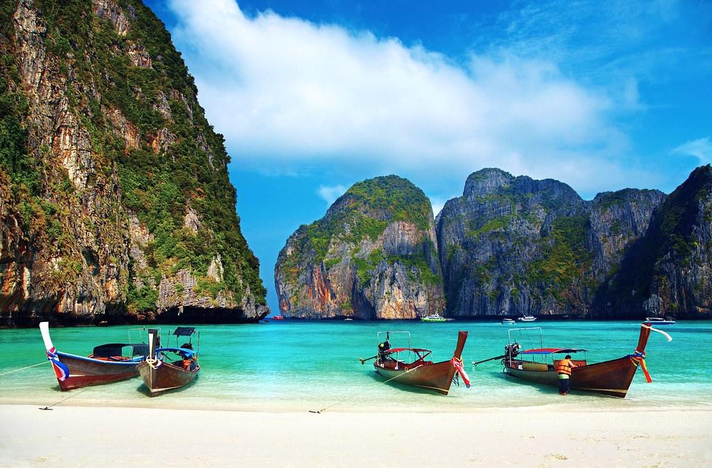 Quần đảo Phi Phi - Thái Lan