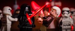 """Look how old you've become..."" (Alan Rappa) Tags: toys starwars lego sony afol legominifigures tweetme a6300 legophotography theforceawakens kyloren knightsofren"