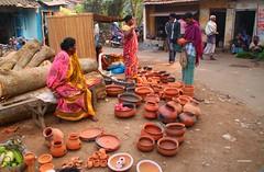 A village Bazar ( )  Samruk ,near Birshibpur, Howrah (manwar2010) Tags: bengal bazar