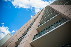 Looking Up... (nchq) Tags: marriott tampa hotel florida waterside