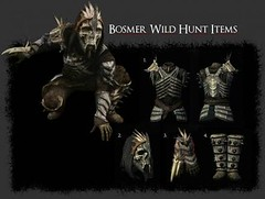 The Elder Scrolls V: Skyrim - Life Size Bosmer Wild Hunt Heavy Armor Free Papercraft Download (PapercraftSquare) Tags: cosplay armor lifesize theelderscrolls skyrim theelderscrollsvskyrim bosmerwildhuntheavyarmor