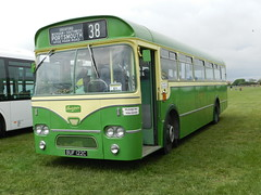 BUF122C 122 Southdown Leyland Leopard (graham19492000) Tags: leopard leyland 122 southdown buf122c