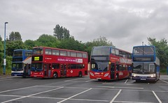 Torbay Airshow Line-Up (Better Living Through Chemistry37) Tags: buses transport vehicles alexander dennis stagecoach enviro dennistrident 10037 17038 17867 18396 alx400 alexanderdennis unibus stagecoachdevon enviro400 e40d stagecoachlondon midlandredsouth busesuk s838bwc stagecoachsouthwest kx55tlu lx03nfm stagecoachmidlandredsouth busessouthwest kx12gxf