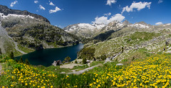 Estany Negre de Bo (ROBERT_TORRES) Tags: catalunya negre lleida estany vall muntanyes turisme bo caminada