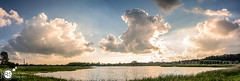 A cloudy scape (Robert Stienstra Photography) Tags: panorama cloud nature water netherlands clouds river landscape outdoors landscapes nikon outdoor pano panoramas wageningen skyscapes rhine cloudscape cloudscapes dutchlandscape waterscape naturalforces waterscapes riverrhine cloudformations landscapephotography riverscape skyporn d7100 nikond7100 nikonnl