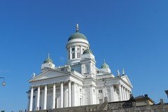 Plaza del Senado Catedral de Helsinki Finlandia 10 (Rafael Gomez - http://micamara.es) Tags: plaza del helsinki y centro senado finlandia