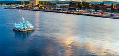 """She Lies"" sculpture at Oslo Fjords (norsez {Thx for 13 million views!}) Tags: classic oslo norway lens raw fuji no fujifilm 40mm voightlander manualfocus nokton cmos xp1 fastlens apsc xpro1 xtrans fujixpro1 fujifilmxpro1"