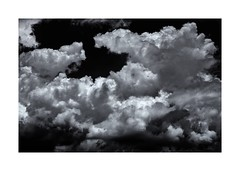 Small Plane, Huge Sky (sorrellbruce) Tags: summer sky blackandwhite bw scale clouds flying nikon small flight nikkor50mmf18 thunderstorms vast lr6 framefun silverefexpro nikond750 petebridgwoodsharpeningpresets