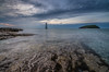 (Glen Parry Photography) Tags: nikon d7000 glenparryphotography sigma sigma1020mm rocks beach penmon blackpoint sea seascape coast lighthouse longexposure wales northwales water anglesey clouds sky