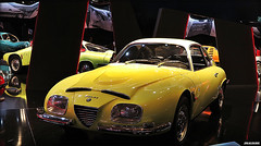Alfa 2600 SZ, 1965