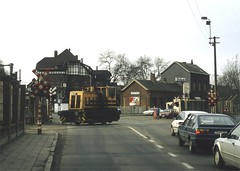 Clabecq, Cockerill met station (Ahrend01) Tags: station forge nmbs cockerill sncb clabecq