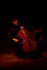 Violoncello (saramuscolo) Tags: music night concert nikon live concerto cello musica violoncello d3200