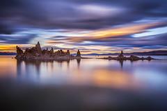 Mono Lake Sunset (Eunice Eunjin Oh) Tags: monolake sunset leefilter longexposure storm bigstopper leevining easternsierra