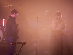 RAH, 15/06/16: John Grant & Cate Le Bon (Diamond Geyser) Tags: show musician music june royalalberthall live gig band onstage rah johngrant catelebon