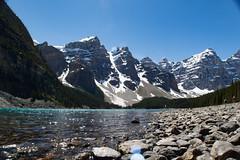 DSC_0688 (J F Wolford) Tags: park canada national alberta banff morainelake