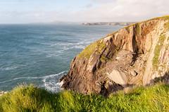 Pembrokeshire Coast (Joe Dunckley) Tags: uk sea cliff nature water wales landscape westwales pembrokeshire irishsea pembrokeshirecoast pembrokeshirecoastnationalpark pembrokeshirenationalpark