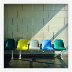 chairs (europics) Tags: holland chairs plastic waitinghall vliessingen