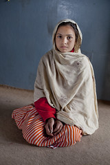 Mariam 4272 (shahidul001) Tags: girls pakistan portrait color colour students girl vertical kids children daylight kid student asia day child refugee refugees homeless pakistani shawl mariam learner drik southasia quetta learners dropincentre drikimages