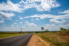 July 2 FM 57-14 (mharbour11) Tags: clouds texas harbour nolan fisher roads blacktop countryroads