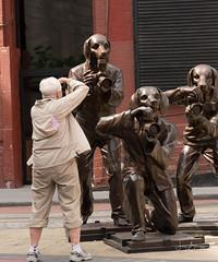 LFB_0409 (NYICEONE) Tags: street brooklyn paparazzi dogs dumbo