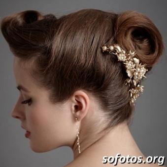 Penteados para noiva 099