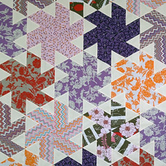 Tiny Dancer (Jaybird Quilts) Tags: pattern quilt fabric novella freespirit tinydancer valoriwells jaybirdquilts hexnmore