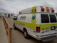 Baker EMS medic-53 (mercysoup) Tags: california rescue medical transportation nurse emergency paramedic ems emt gurney sanbernardino