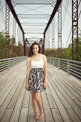 * (blur&grain) Tags: bridge portrait copyright 35mm canon austin shoot all texas open mark wide christopher ii rights l 5d reserved combs f14l 2013