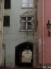 Tallinn alley (Giovanni Kruijf) Tags: street lumix alley tallinn estonia panasonic