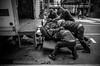 Our daily Iwo Jima (Giovanni Savino Photography) Tags: street newyorkcity newyork men work workers manhattan streetphotography hardwork iwojima newyorkstreets newyorkstreetphotography magneticart ©giovannisavino