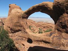 Double O Arch, Arches National Park 05 (ryanverk) Tags: park arch o double national archesnationalpark