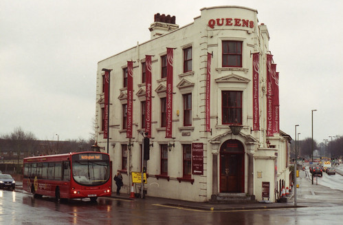 Queens, Nottingham, UK