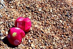 Beach Pebbles (Alata) Tags: sea beach mare pebbles pebble spiaggia waterwings ciottoli braccioli