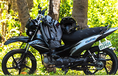 Honda XRM Motard 125 (junmejundino) Tags: honda lumix panasonic xrm fz200