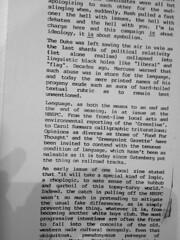 Nose4_Fall1988_7 (ethan pettit) Tags: gay art brooklyn lesbian transgender 80s williamsburg bushwick 90s zines avantgarde artmedia arttheory artistbooks artpress artmagazines brooklynrenaissance artpublishing